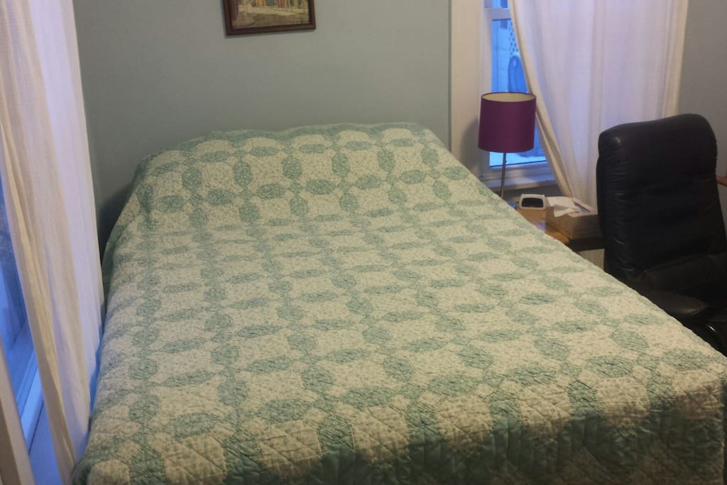 New full size bed 2018.