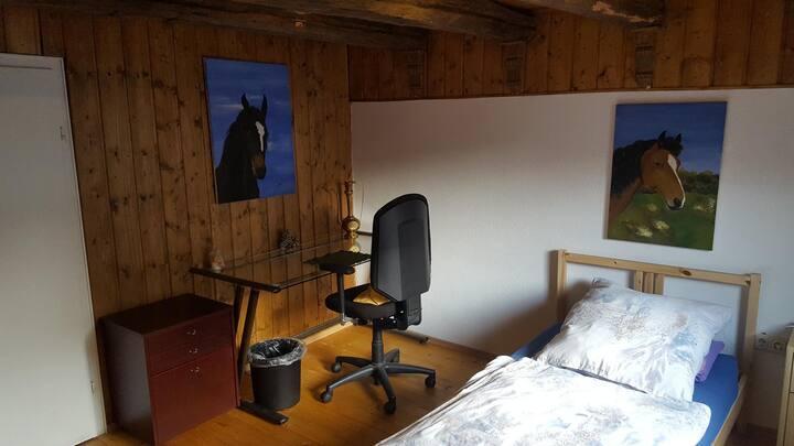 Zimmer in Villa Kunterbunt