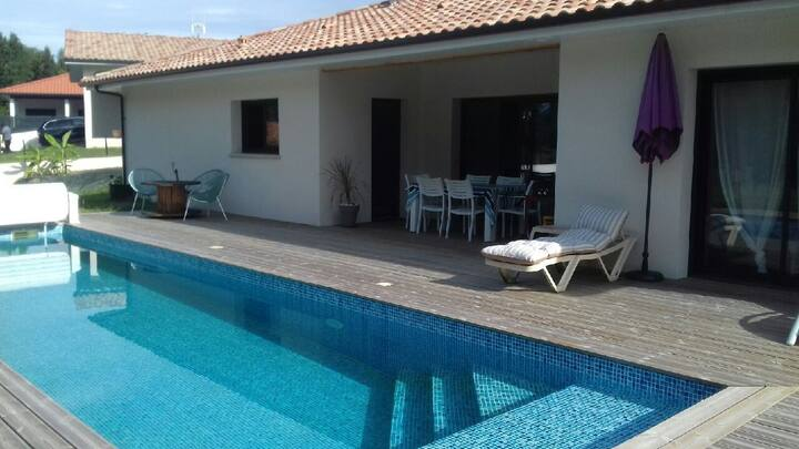 Villa de vacances au calme