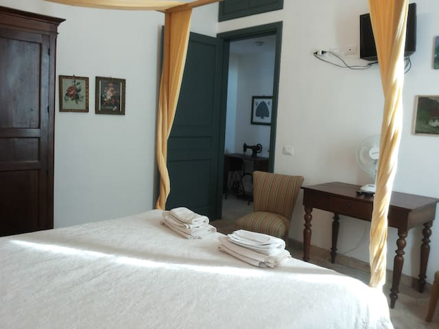 Sicilia B&B casa con piscina Fagiano