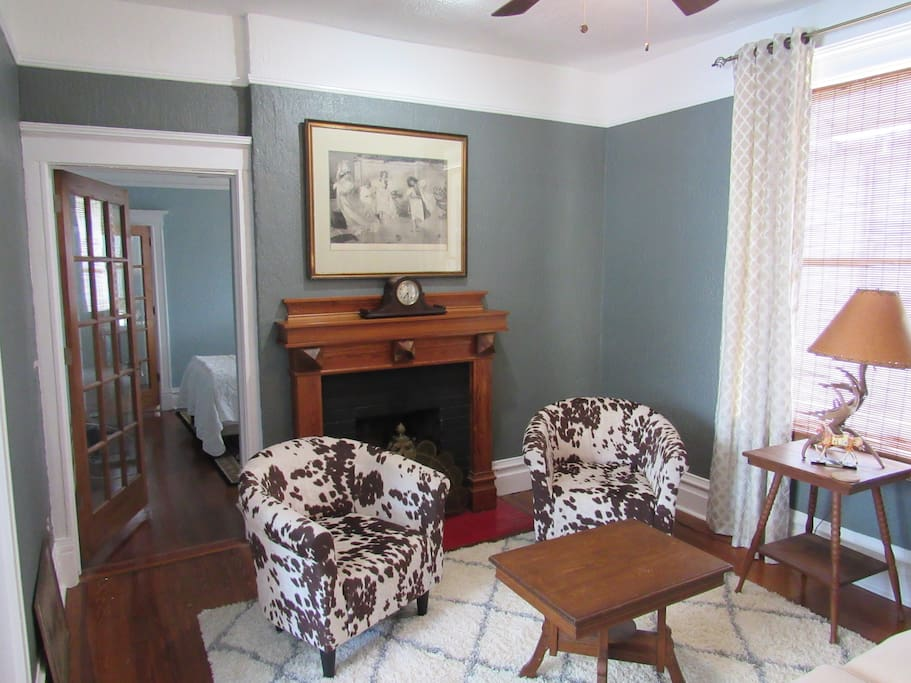 1 Bedroom Private Guest Suite In Historic Home Guest
