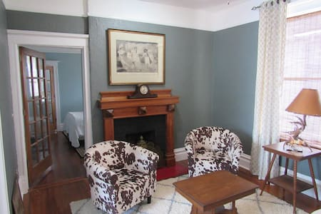 1 Bedroom Private Guest Suite in Historic Home