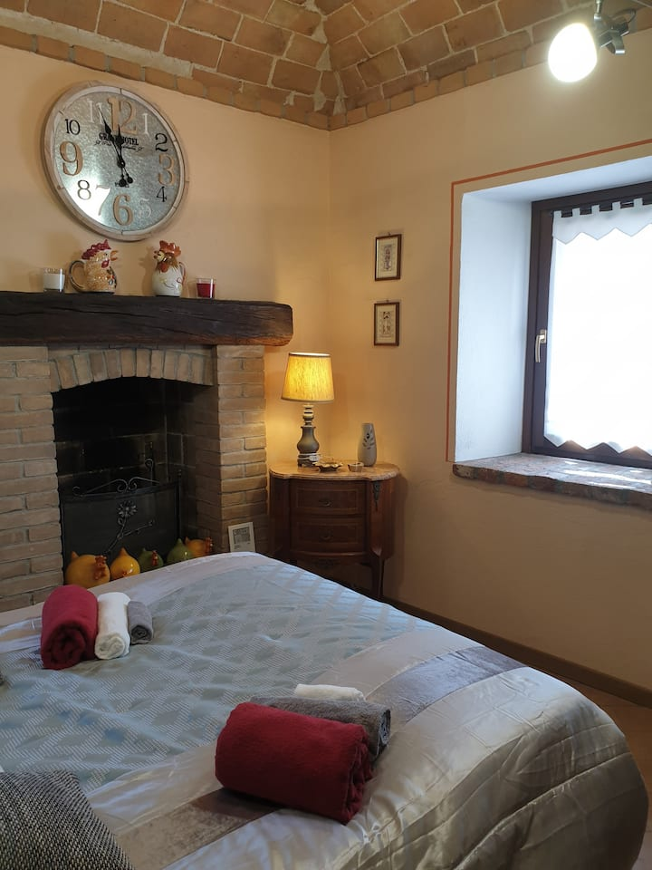 Fabulous Apartment on Monferrato' hills