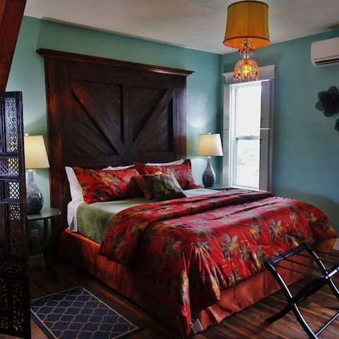 The Sunset Suite at The Riverwood Suites - Apalachicola - Annat