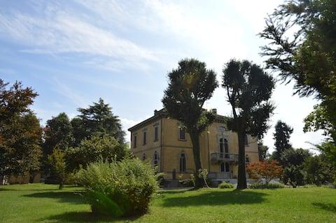 Villa på landet, i hjertet av Lombardia