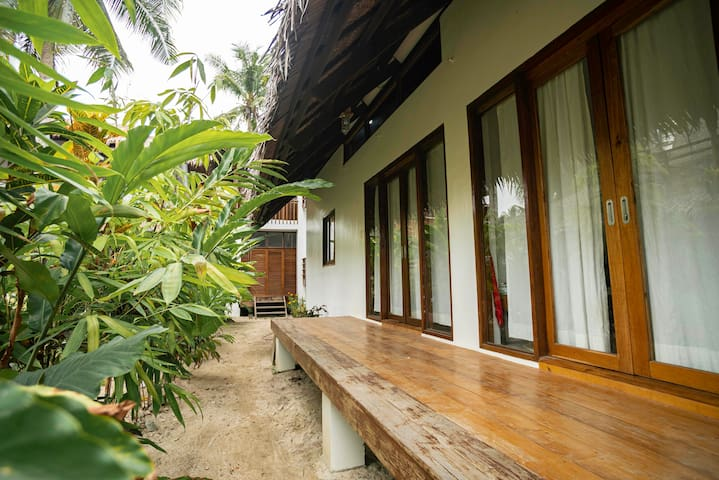The Beach Potato Siargao - 2 Bedroom Home