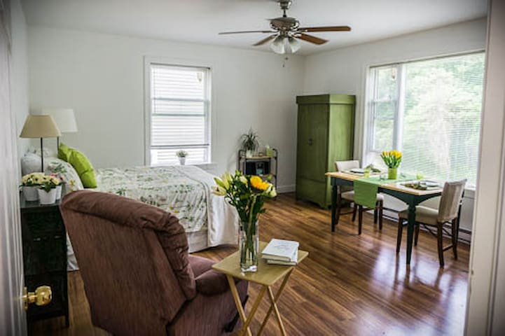 Spacious Suite, Vegetarian household - Fairfield - Apartamento