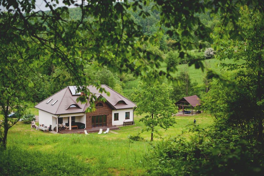 Buczynowa Dolina, Beskid Niski