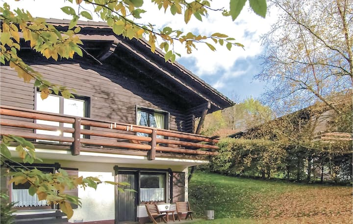 Beautiful home in Schönecken with 2 Bedrooms and WiFi