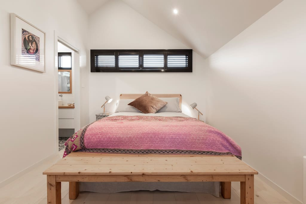 Bed - Upstairs