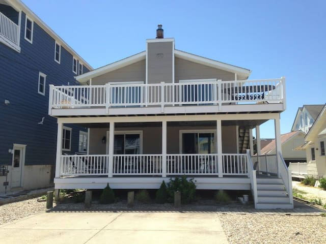 4BR/2B Sea Isle City Walk to Beach! - Sea Isle City - Apartament