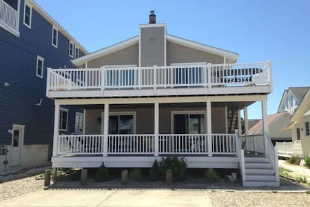 4BR/2B Sea Isle City Walk to Beach! - Sea Isle City - Кондоминиум