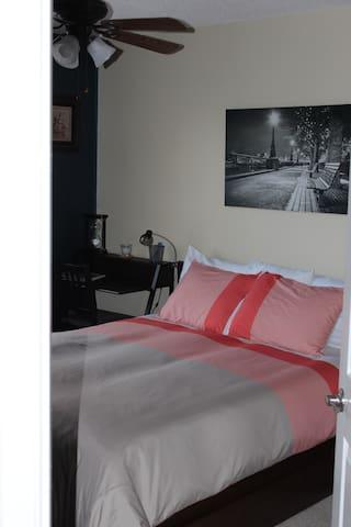 Comfy/Calm/Convenient - Hendersonville - Casa