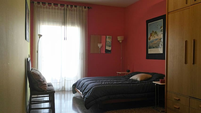 Private room close to the airport - El Prat de Llobregat