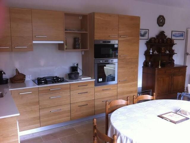 1st level - Kitchen