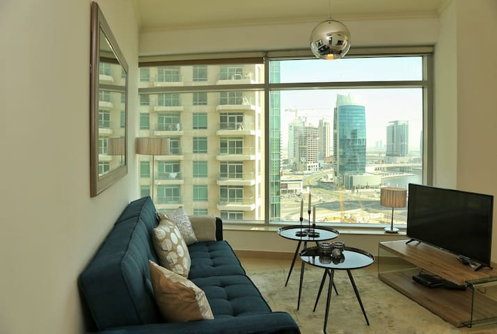 Charming 1 BDR with terrace in Downtown Dubai