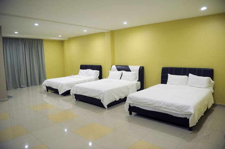 Ipoh Town Cozy Guest House 1B