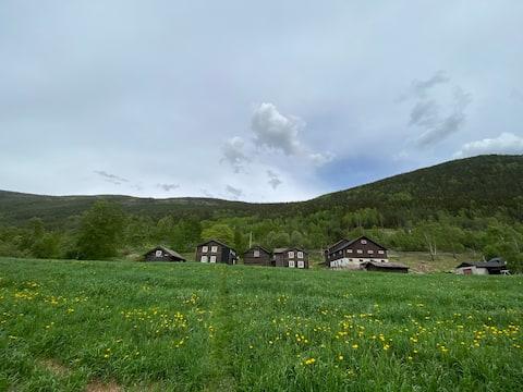 Sommerhuset på Nordre Eide Gård