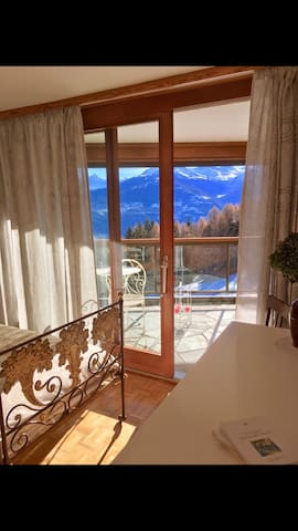 Apartment with great view