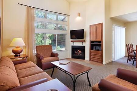 2bd Resort Condo at Lake Tahoe - Zephyr Cove-Round Hill Village