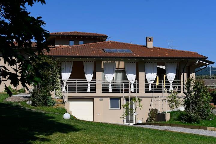 Villa Sveva in Franciacorta