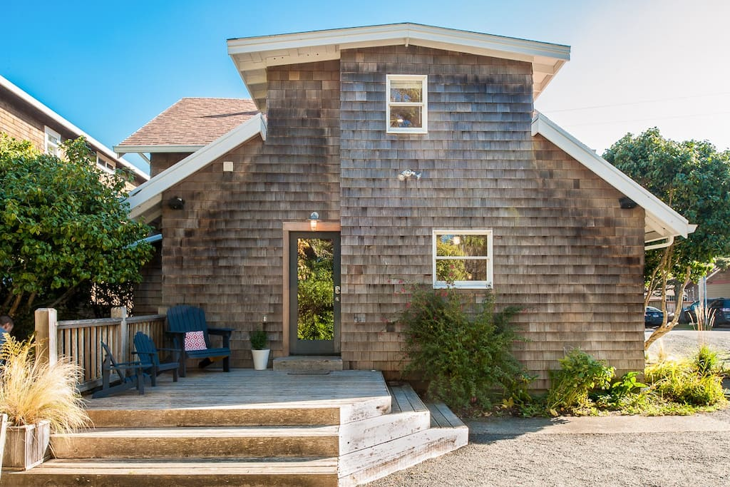 Welcome to your beach home in Manzanita, professionally managed by TurnKey Vacation Rentals.