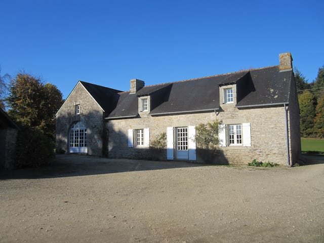 Nice sweet home in South Bretagne - Guilligomarc'h - Huis