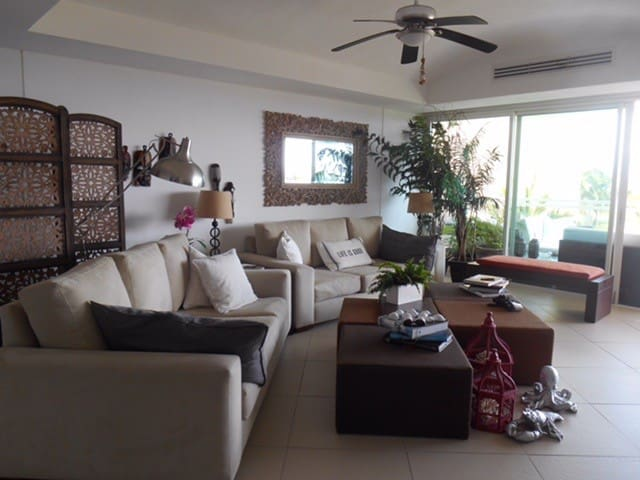Gorgeous sea front first class apartment, relaxing - Ixtapa Zihuatanejo - Appartement