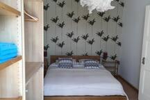 Quarto de cama dupla