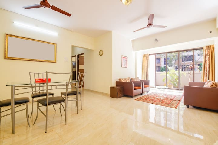 2bhk Flat Mumbai Apartment Interior Design