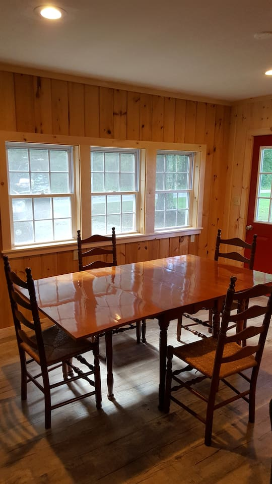 Great Room Dining Area