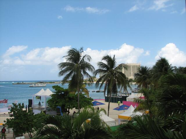 Sea View Apartment Sandcastles