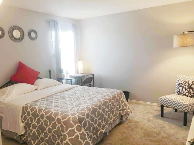 ⭐️ 30days-Serene Room TV/Laundry/Kitchen for Pros