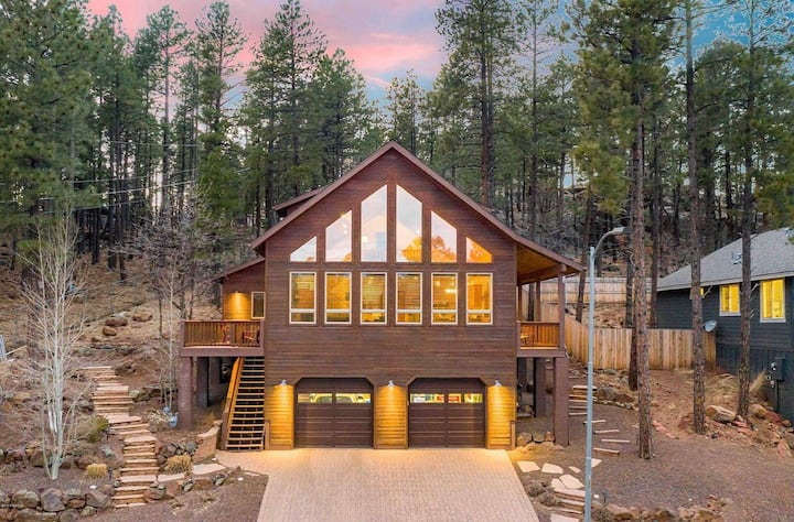 Flagstaff modern retreat