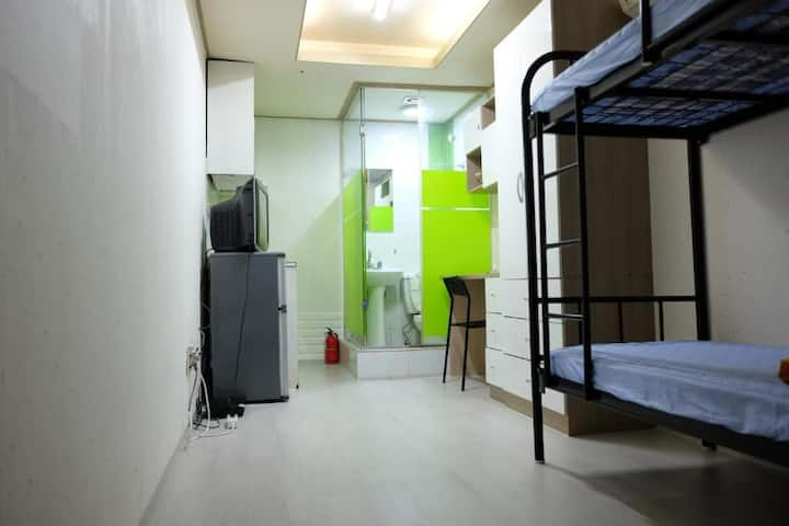 ConyHouse Apgujeong-rodeo double room(B02)