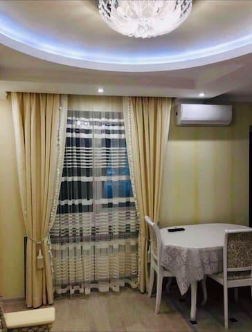 Квартира с хорошим ремонтом и месторасположением