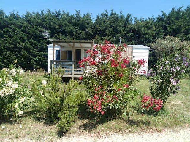 Petite habitation en Drôme