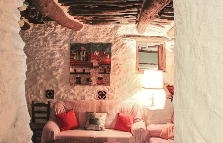 El Refugio de Mecina. Alpujarras. Granada, Spain