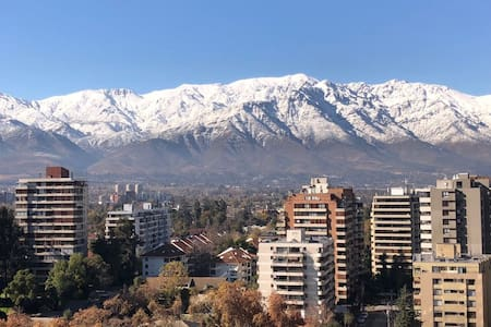 Hermoso departamento, en el área Las Condes