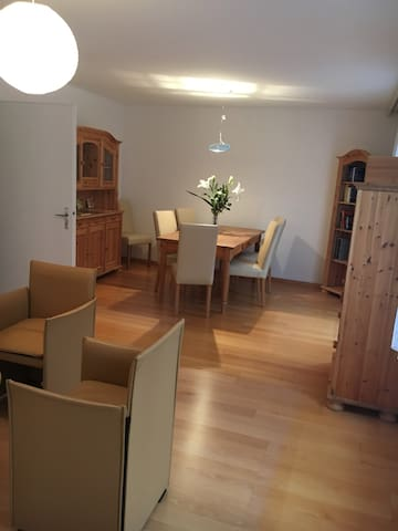 St.Gallen City near Mainstation ideal for longstay - Sankt Gallen - Appartement