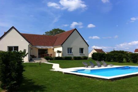 Les Gourdeaux - Chouzy-sur-Cisse - Villa
