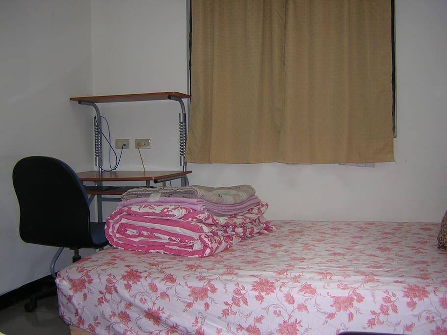 1樓套房房間