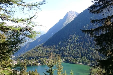Champex-Lac, 1 room in mountain cottage/chalet - Champex-Lac