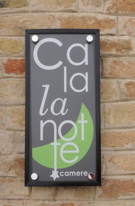 Logo di CalaLaNotte