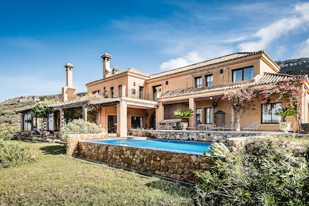 Alisoso, a luxurious spanish villa - Benalup-Casas Viejas