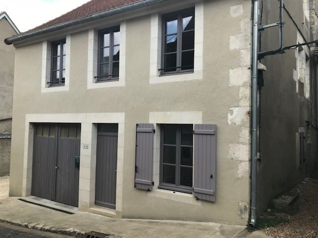 Rue Des Trois Barbeaux Carriage House