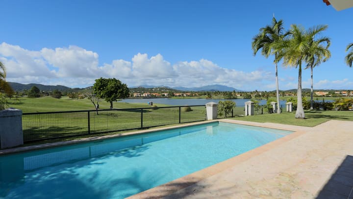 Villa Los Lagos-Lake, Golf and Mountain Views