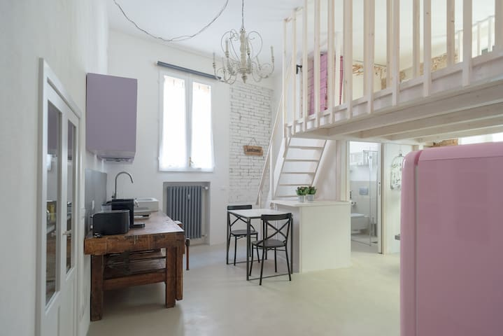 New Loft in the heart of Bologna!