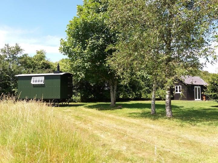 Dorset Shepherds Hut 'Far from the Madding Crowd'