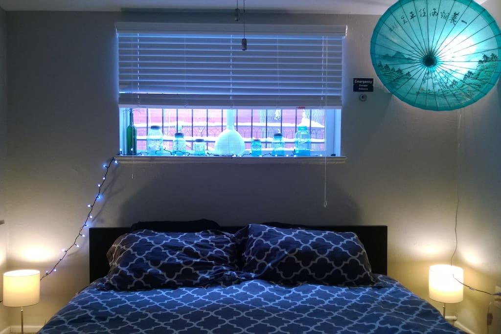 Cozy 1 bedroom in the heart of congress park apartments One bedroom apartments in denver colorado